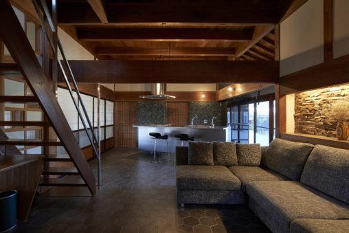 【建築写真】住宅情報誌の撮影